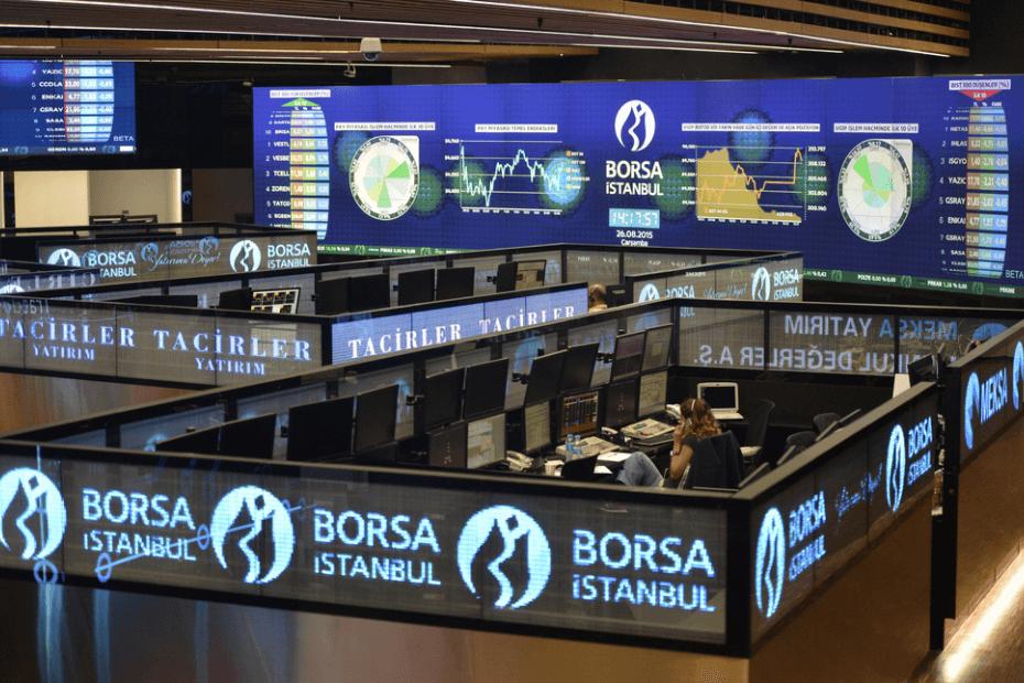 Turkey\'s 2023 Goal: Istanbul as International Finance Center