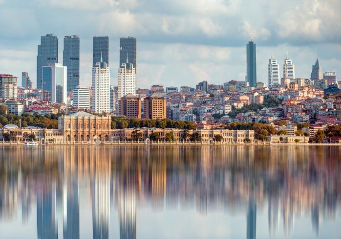 المساكن والمشاريع السكنية في إسطنبول