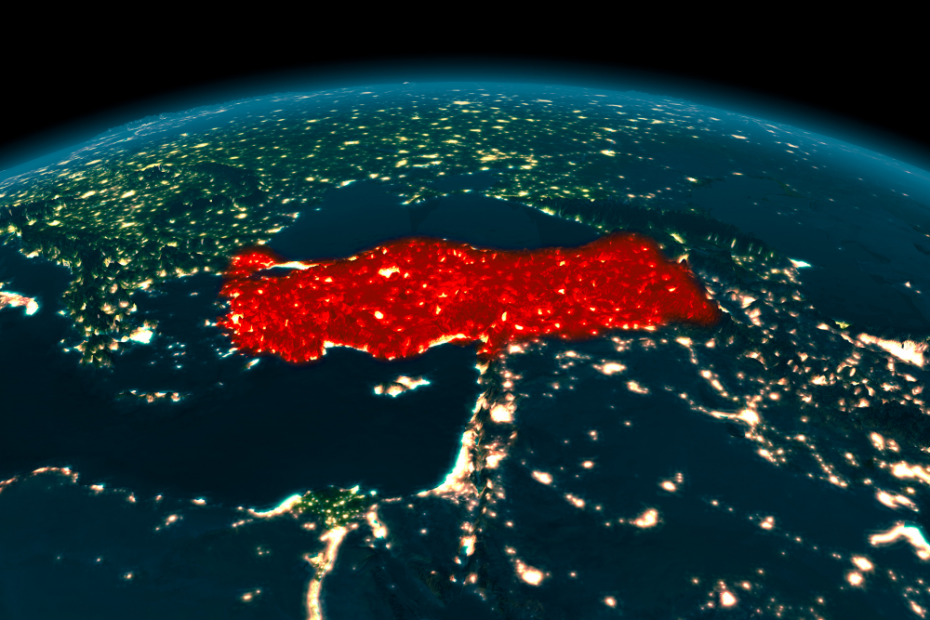 أهمية تركيا في الماضي والمستقبل