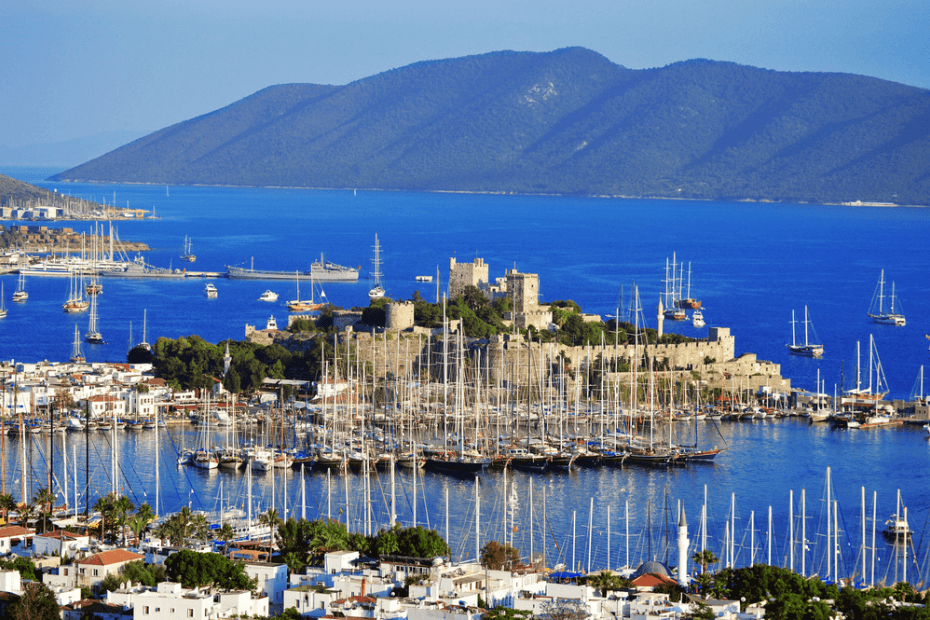 Turkey's Famous Turquoise Coasts