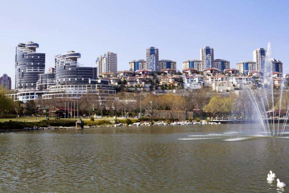 منطقة Basaksehir هي مركز الأكثر تفضيلاً للاستثمار في إسطنبول