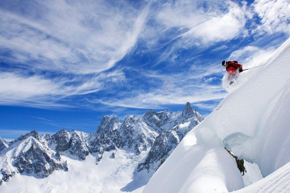 بورصة مركز السياحة الشتوية لتركيا