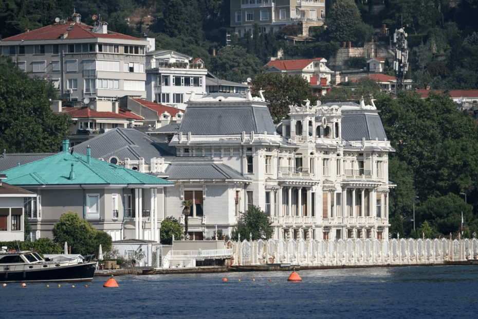 Magnificent Mansions(Watersides) of Istanbul