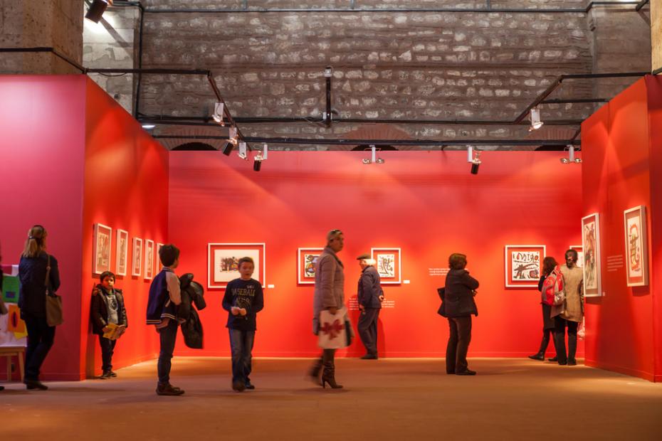 فرهنگ جدید و نمایشگاه های هنر استانبول