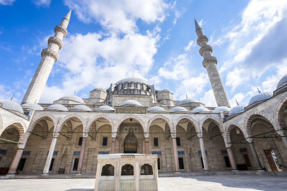 The Most Beautiful Sacred Spaces of Turkey