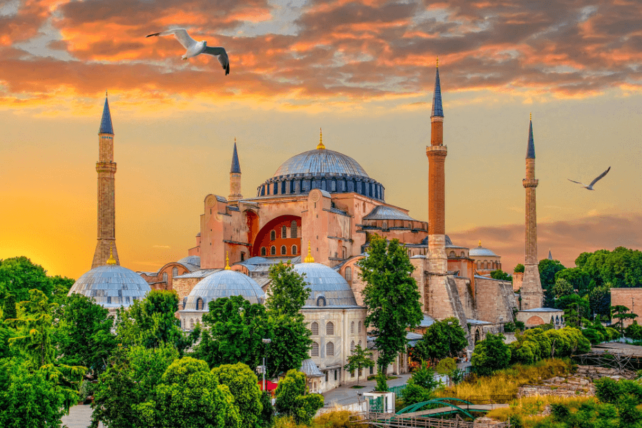 The Oldest Witness of İstanbul's History; Hagia Sophia