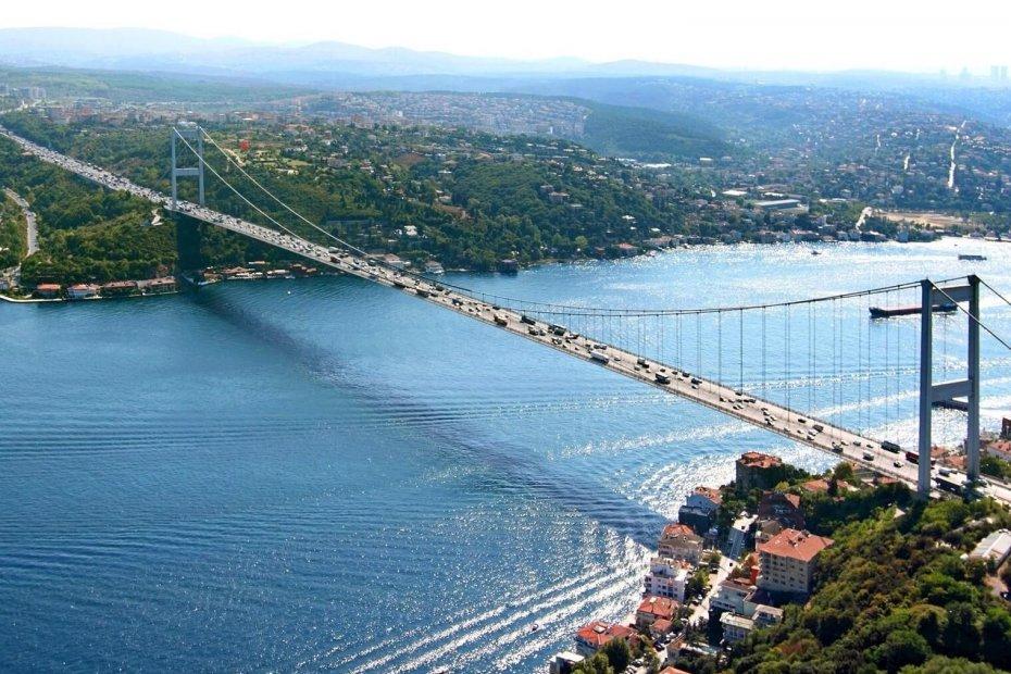 مشاريع على شاطئ البحر في اسطنبول