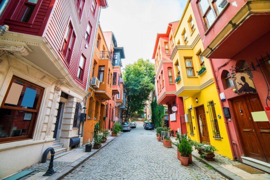 Kuzguncuk الوجود الحضري في إسطنبول