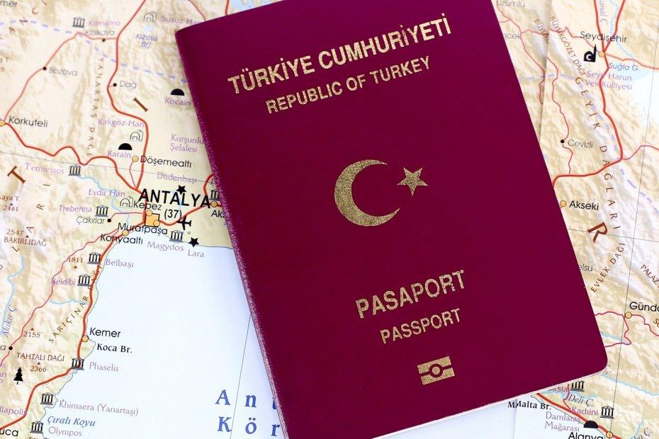 شرایط اخذ تابعیت (شهروندی) کشور ترکیه