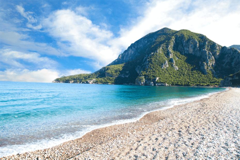 شواطئ الخفية الأكثر جمالاً في تركيا