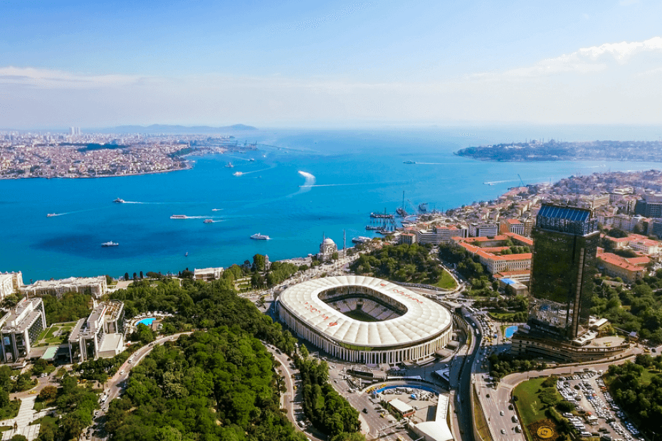 Exploring Istanbul Neighborhoods: Besiktas