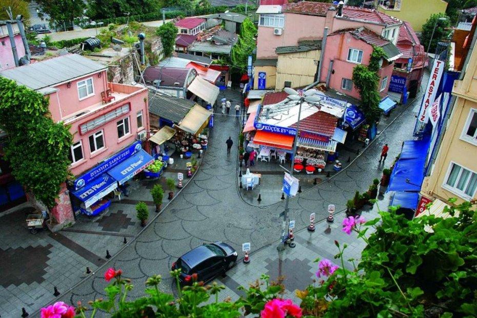 مناطق النوستالجيا في إسطنبول؛ Samatya
