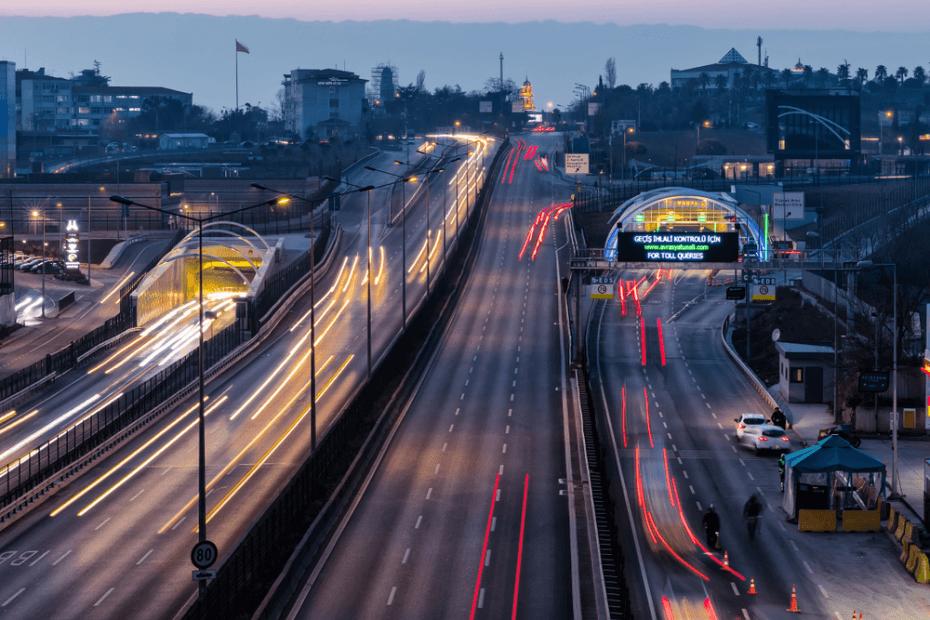 Die wichtigsten Verkehrsprojekte der Türkei