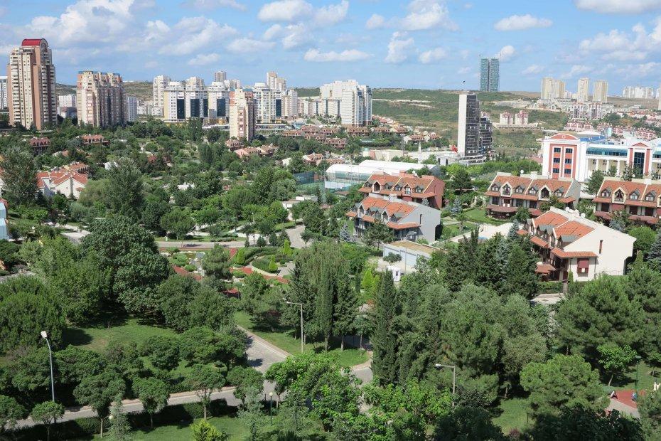 أماكن للزيارة في Bahçeşehir