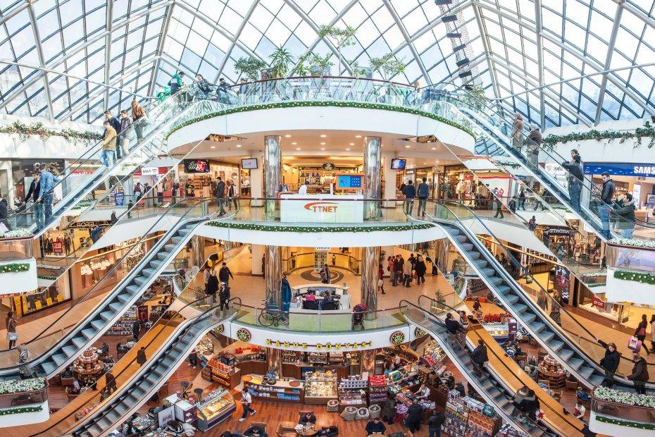 Shopping Malls in Bursa