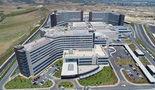 مستشفيات المدينة، مشاريع التركية الضخمة