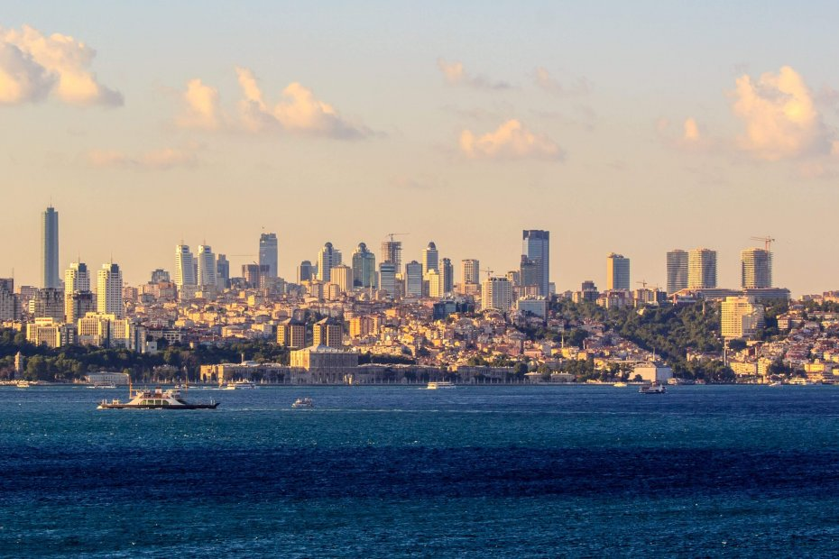 The Highest Buildings in Istanbul
