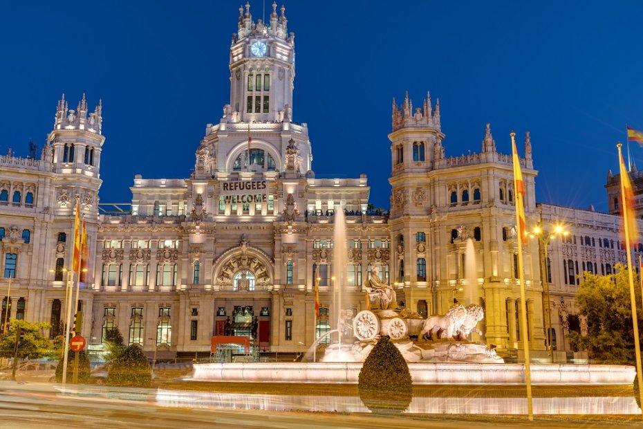 A Madrid Icon: Fuente de Cibeles