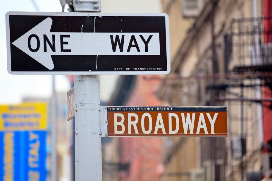 A Place Full of Entertainment: Broadway Street