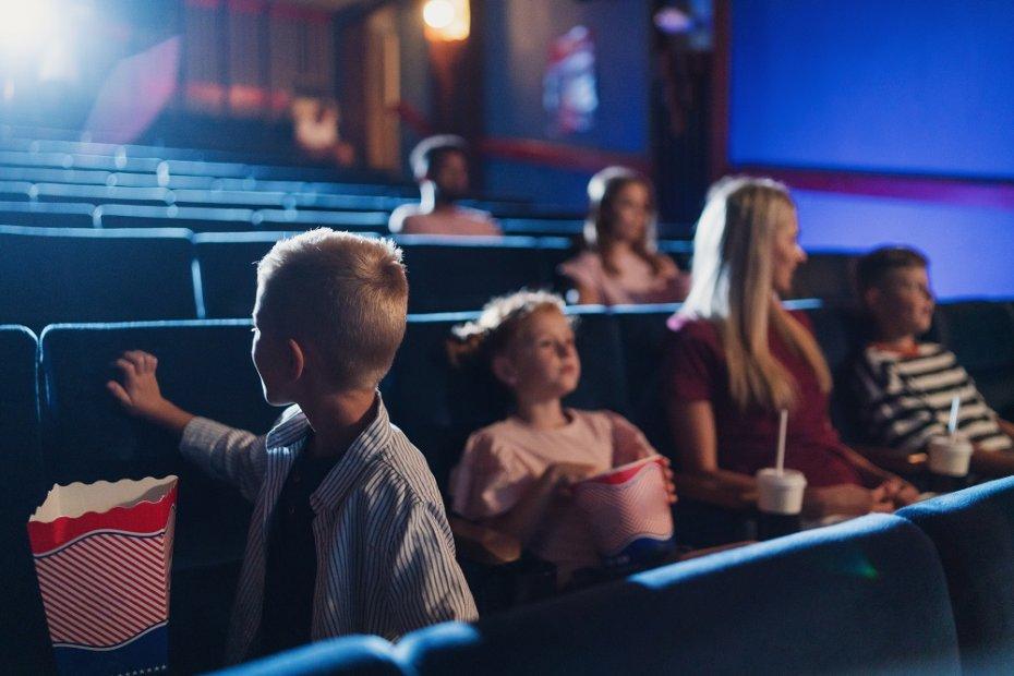 Лучшие кинотеатры в Торонто.