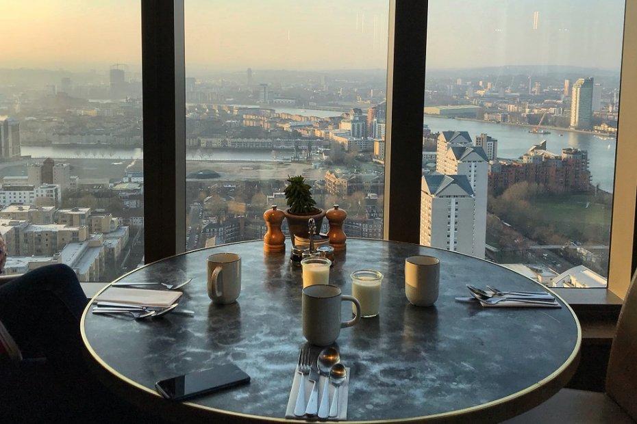 أفضل المطاعم في لندن