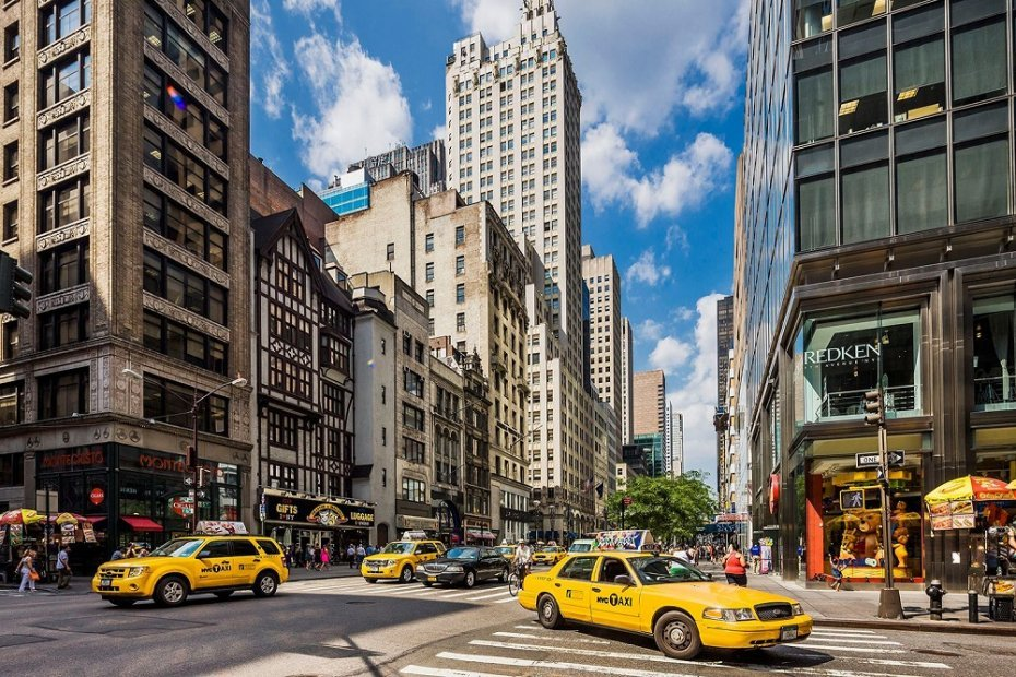 Best Shopping Street in the World: 5th Avenue