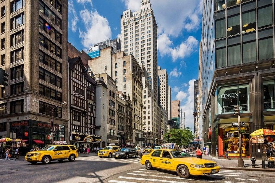 世界上最好的购物街:第五大道