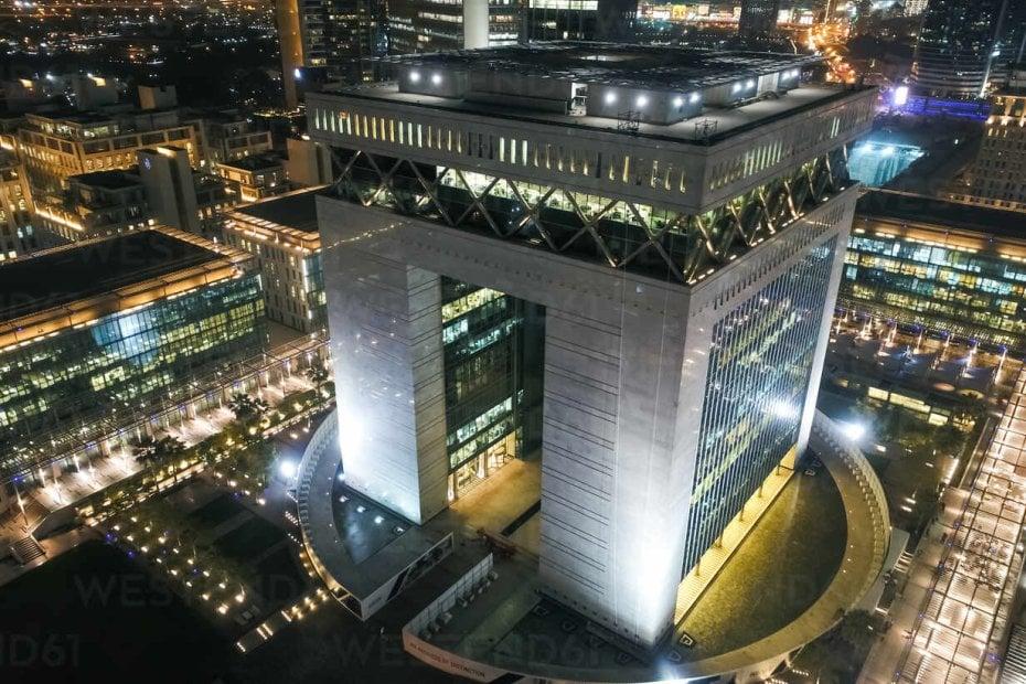 Dubai International Financial Center (DIFC)
