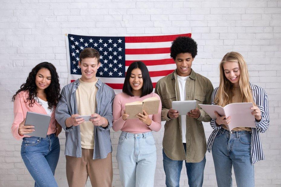 امریکہ میں بیرون ملک تعلیم کیسے حاصل کریں؟