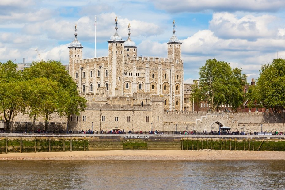 London\'s Historic Castle: Tower of London