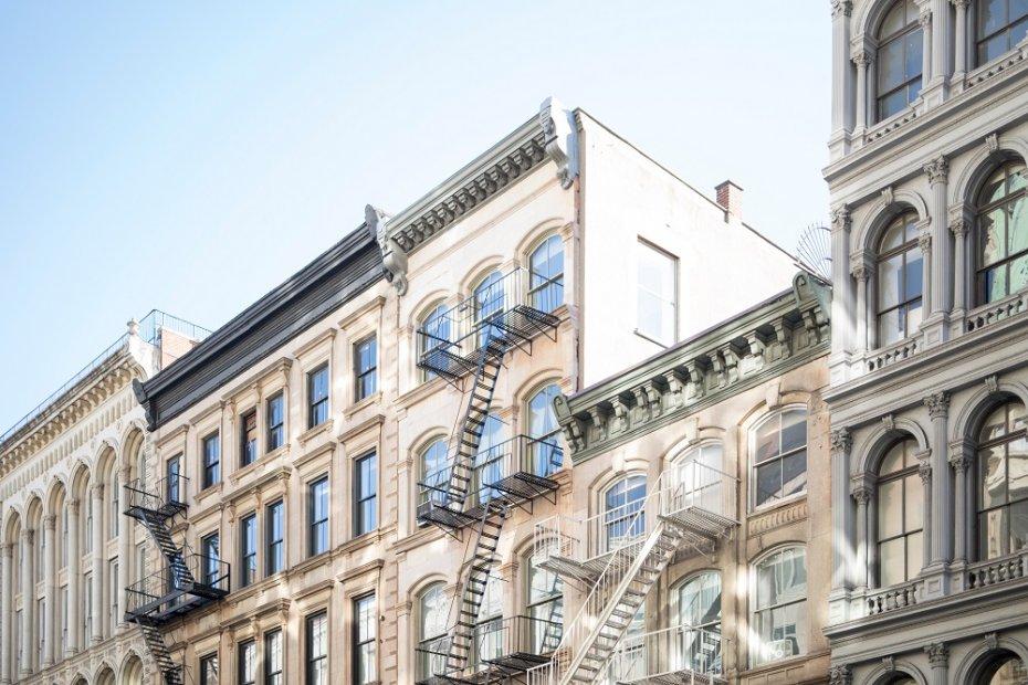 纽约的豪华公寓和其价格区间