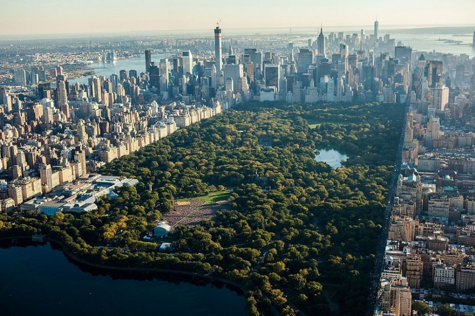 The Most Famous Park in the World: Central Park
