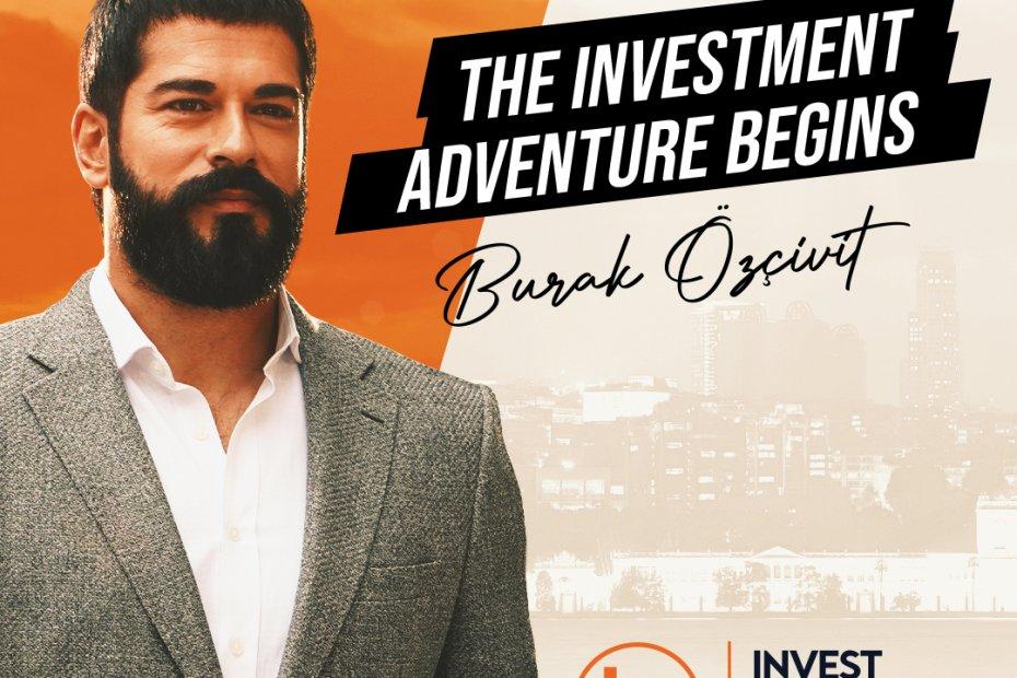 New Advertisement Film with Burak Özçivit