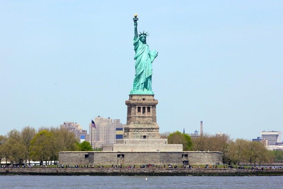 New York's Symbol: Statue of Liberty