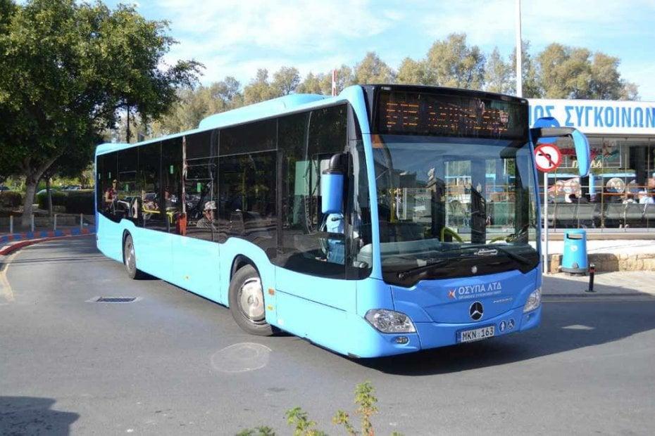 尼科西亚的公共交通