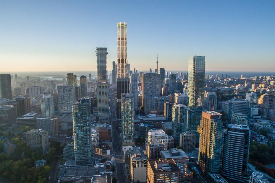 Tallest Buildings in Canada