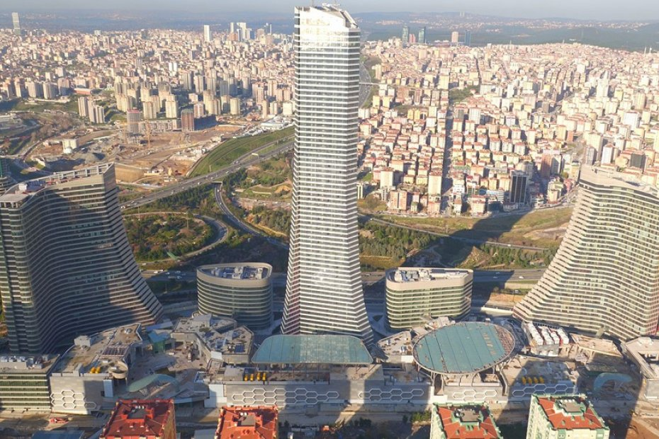 Tallest Buildings in Istanbul