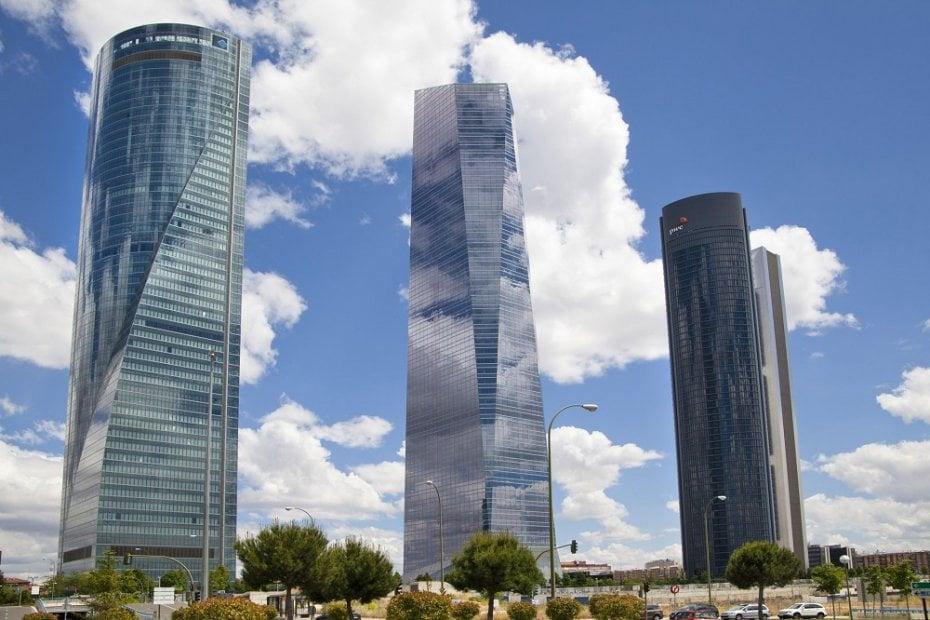 Tallest Buildings in Spain