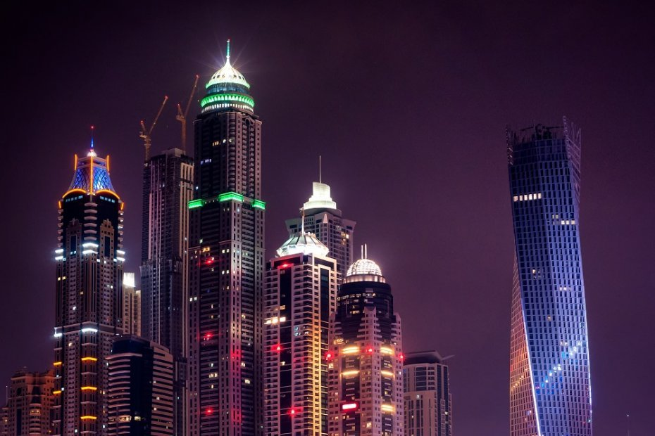 Tallest Buildings in the United Arab Emirates