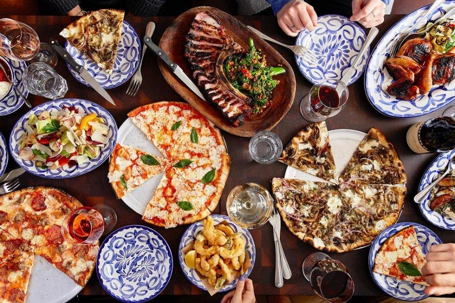 The Cuisine of New York City