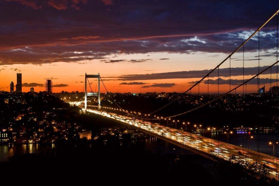 أكثر المناطق الترفيهية في اسطنبول