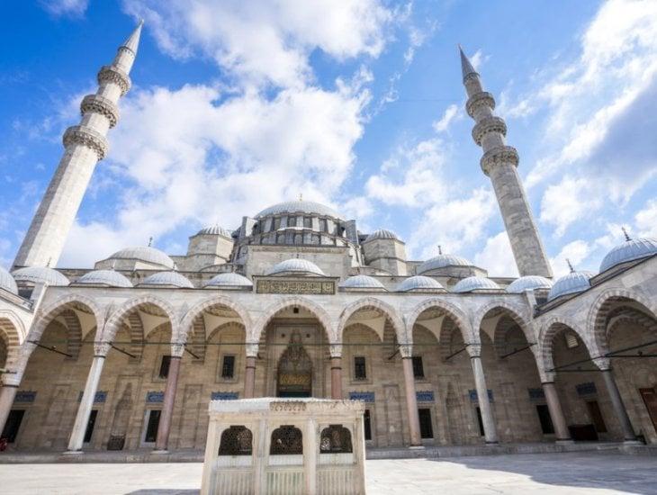 土耳其最美丽的神圣之地