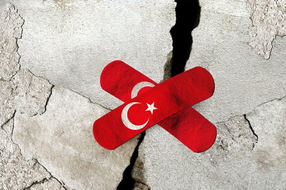 Sicherste Gebiete in Istanbul in Bezug auf das Erdbebenrisiko
