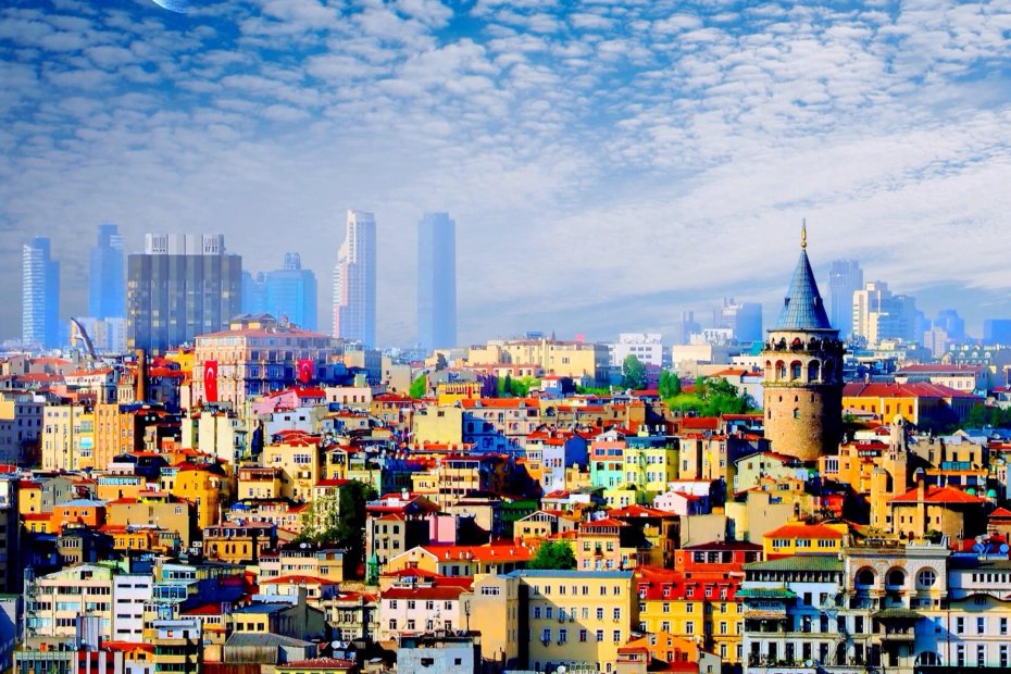 Am meisten bevorzugte Bezirke von Istanbul