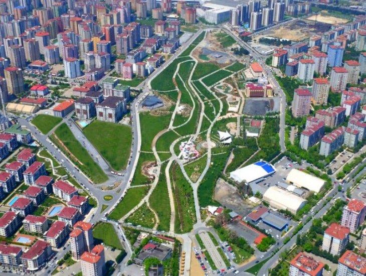 Orte zu gehen, in Beylikdüzü