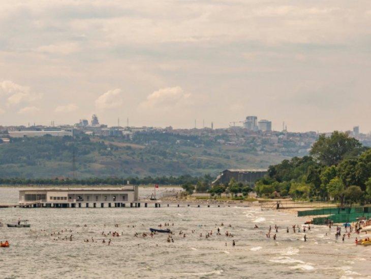 Les plages les plus proches d'Istanbul