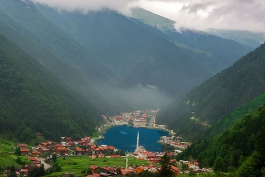 Immobilieninvestition in Trabzon