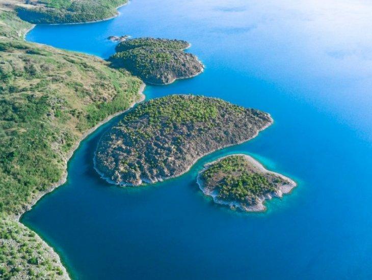 土耳其惊人的湖泊
