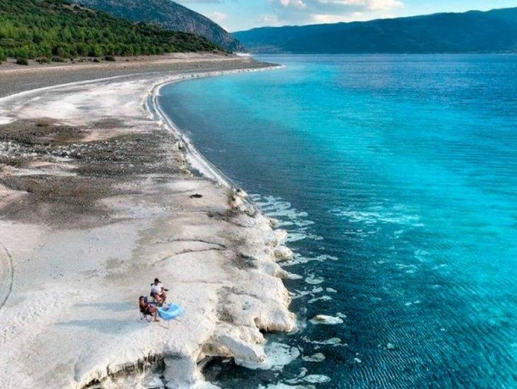 萨尔达湖(Salda Lake):土耳其的马尔代夫