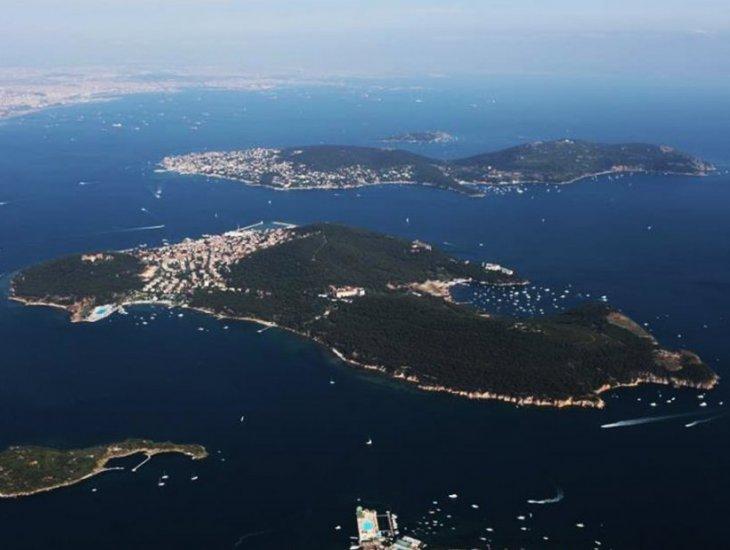 لآلئ اسطنبول ؛ جزر الأميرات